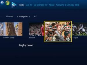 Sky Player screenshot