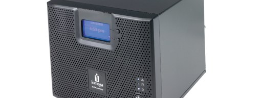 Iomega StorCenter Pro NAS ix4-200d