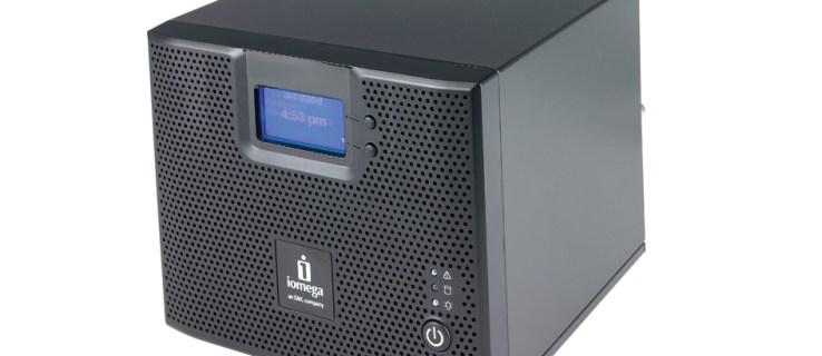 Iomega StorCenter Pro NAS ix4-200d review