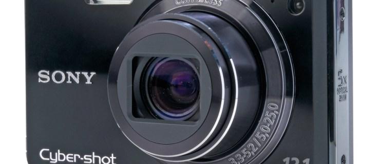 Sony Cyber-shot DSC-W290 review