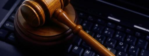 Judging laptop