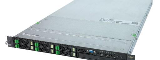 Fujitsu Primergy RX200 S5