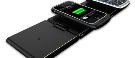 Powermat Portable wireless charger