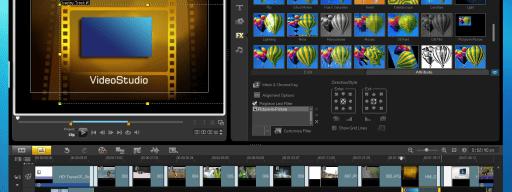 Corel VideoStudio Pro X3 main