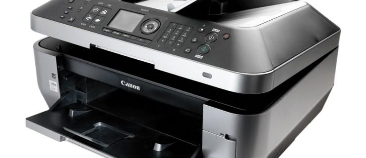 Canon Pixma MX870 review