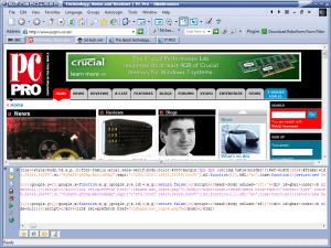 FlashPeak SlimBrowser HTML edit