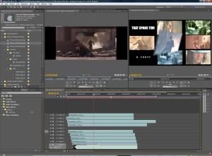 Adobe Premiere Pro CS5
