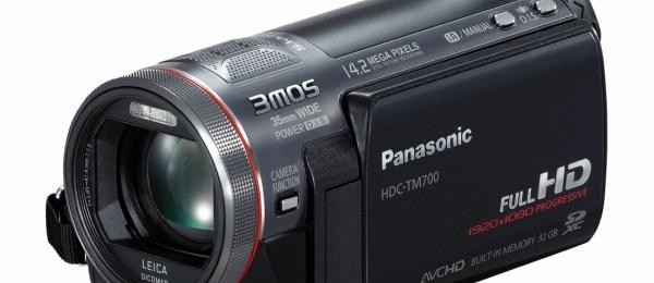 Panasonic HDC-TM700 review