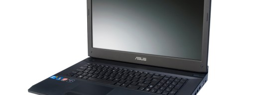Asus G73Jh front view