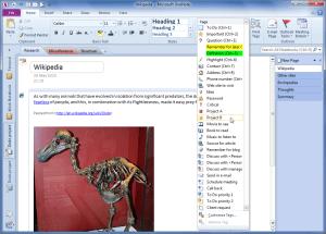 Microsoft One Note 2010