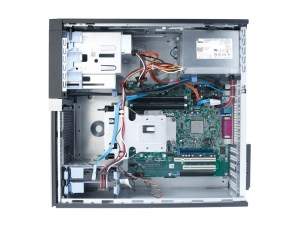 Dell Optiplex 980 interior view