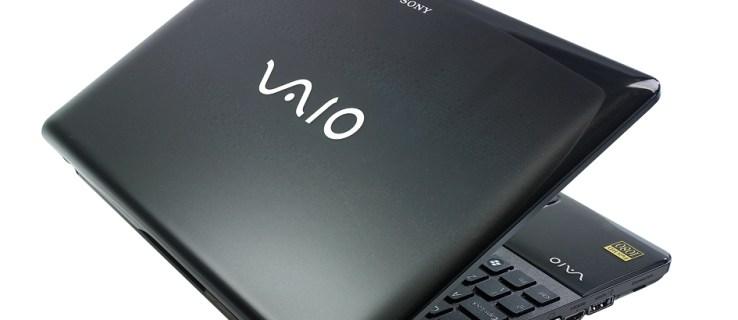 Sony VAIO EB1Z0E review