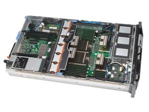 Dell PowerEdge R815 - interior shot