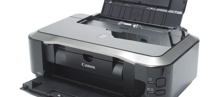 Canon Pixma iP4850 review