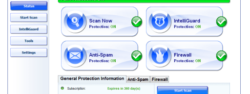 PC Tools Internet Security 2011