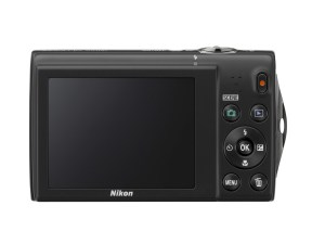 Nikon Coolpix S5100 - rear view