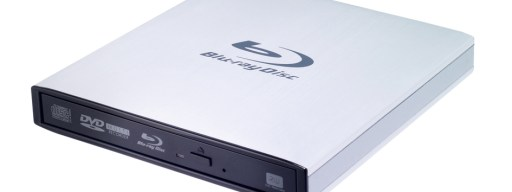 Storage Options 6x BD-R External Slimline Blu-ray Writer
