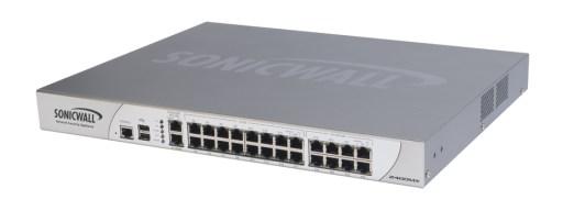 SonicWALL NSA 2400MX