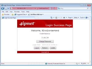 4ipnet HSG200-P Wi-Fi Hotspot Kit