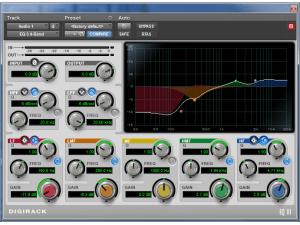 Avid Pro Tools 9: EQ
