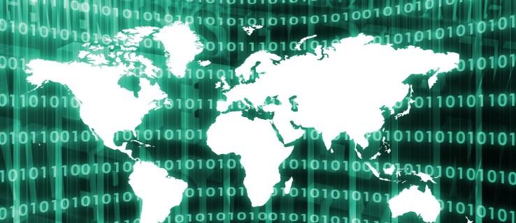 World has 295 exabytes of storage space
