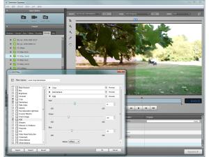 Sorenson Squeeze 7 - preview window