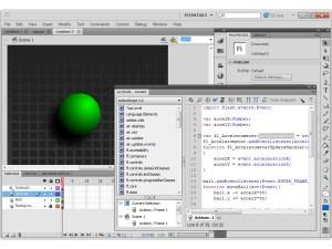 Adobe Flash Professional CS5.5