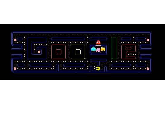 Google Pac-Mac