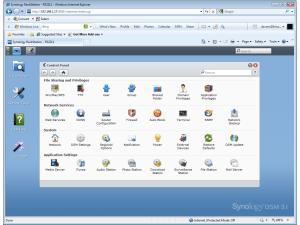Synology RackStation RS2211+