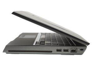 Alienware m14x - right-hand side