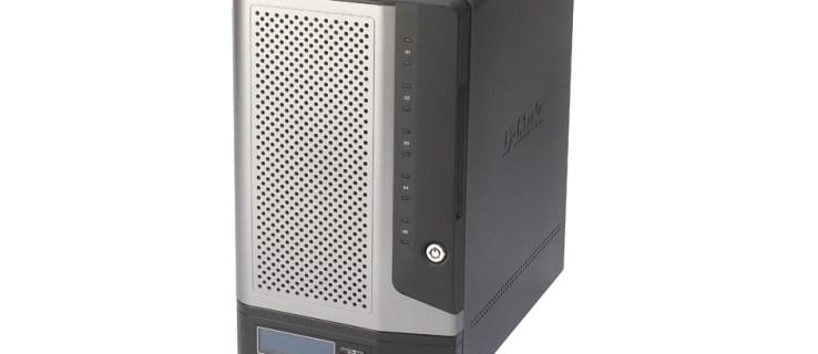 D-Link ShareCenter Pro 1200 review