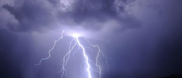 Lightning strike takes Amazon's cloud offline