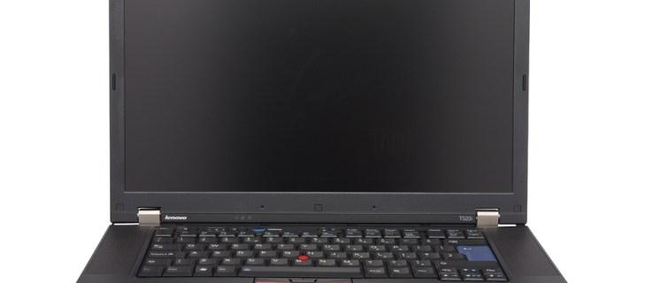 Lenovo ThinkPad T520i review