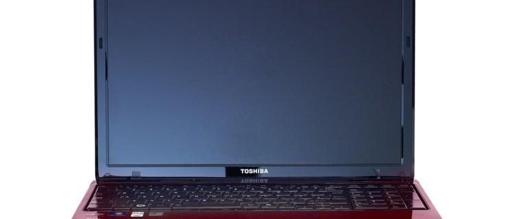 Toshiba Satellite L755D review