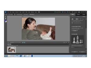 Adobe Photoshop Elements 10 - depth of field