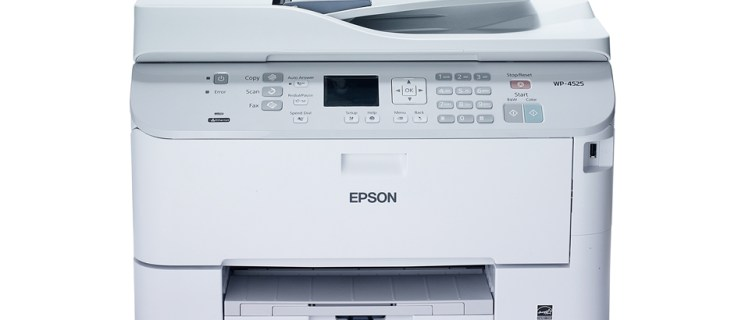 Epson WorkForce Pro WP-4525 DNF review