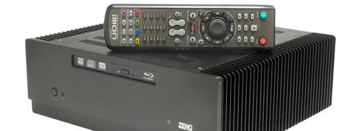 QuietPC Zeno HT-H67 Fanless PC