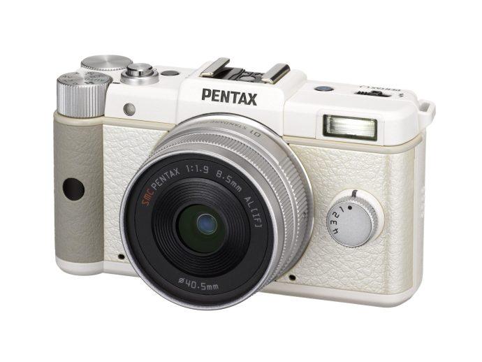 Pentax Q - front shot