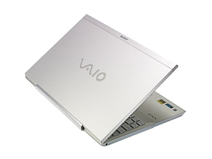 Sony VAIO SE Series - rear