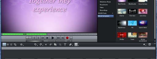 Magix Movie Edit Pro MX Plus