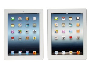 Apple iPad - spot the difference