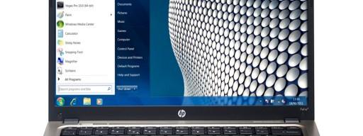 HP Folio 13 - front