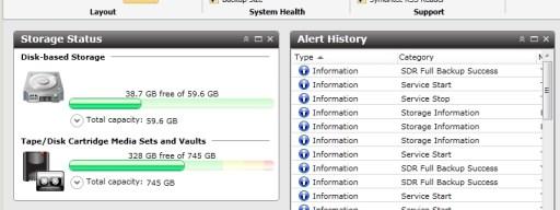 Symantec Backup Exec 2012