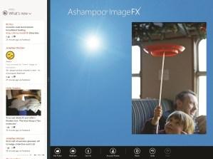 Split screen apps