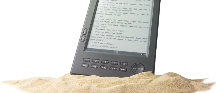 Why eBooks are a fad
