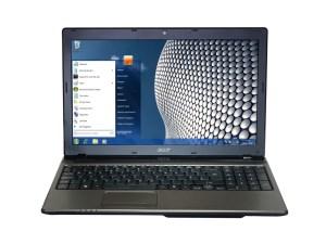 Acer Aspire 5750G - front