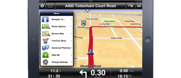 TomTom for iPhone/iPad review