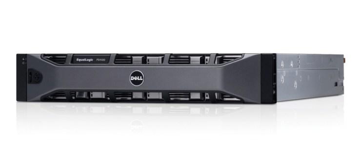 Dell EqualLogic PS4100E review