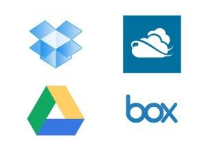 Cloud Storage Services: The Big Four Compared | PC Pro