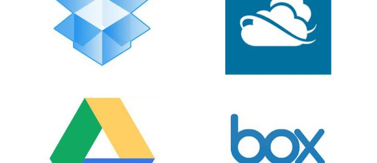 Cloud storage services: the big four compared